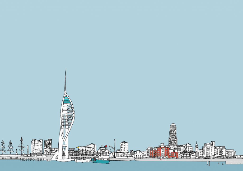 Portsmouth and the Spinnaker